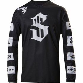 Джерси  Recon Checkers Jersey Black