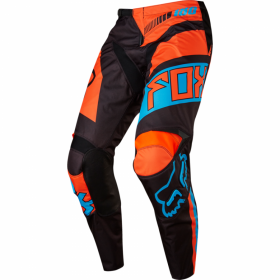 Штаны  180 Falcon Pant Black/Orange