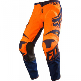 Штаны  180 Race Pant Orange/Blue
