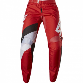 Штаны  White Tarmac Pant Red