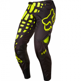 Штаны  360 Grav Pant Black/Yellow