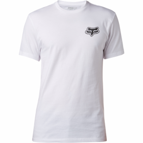 Футболка Fox Interaction SS Premium Tee Optic White
