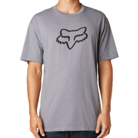 Футболка Fox Legacy Foxhead SS Tee Heather Graphite