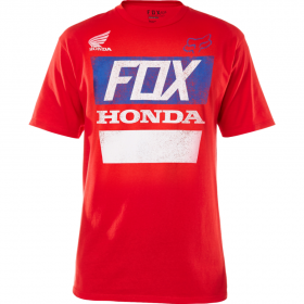 Футболка Fox Honda Distressed Basic Tee