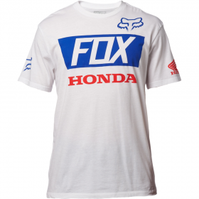 Футболка Fox Honda Basic Standard Tee White