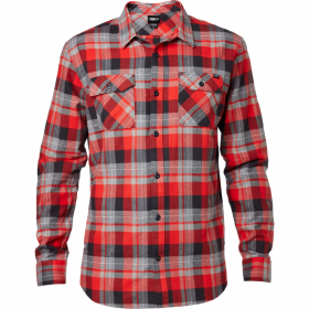 Рубашка Fox Traildust LS Flannel Flame Red