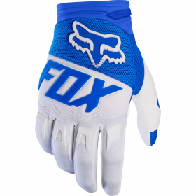 Перчатки Dirtpaw Race Glove Blue