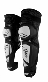 Наколенники Knee & Shin Guard EXT white