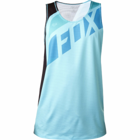 Майка Fox Flexair Seca Tank Acid Blue