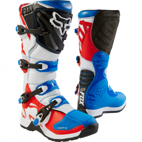 Мотоботы Fox Comp 5 SE Boot Blue/Red