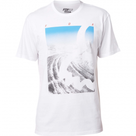 Футболка Fox Eyecon Photo SS Tee Optic White