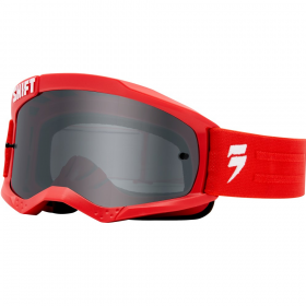 Очки White Label Goggle Red