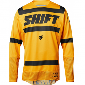 Джерси Black Strike Jersey Yellow
