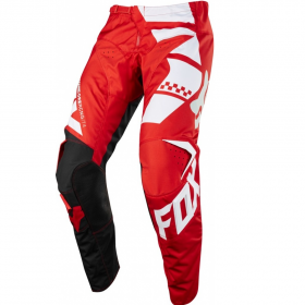 Штаны Fox 180 Sayak Pant Red
