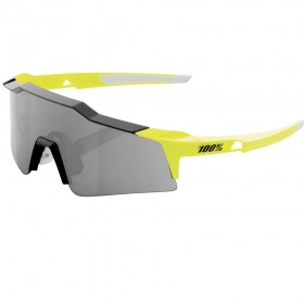 SpeedCraft SL - Neon Yellow - Smoke Lens