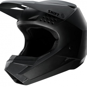 Шлем Shift White Helmet Matte Black