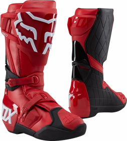 Мотоботы Fox 180 Boot Red