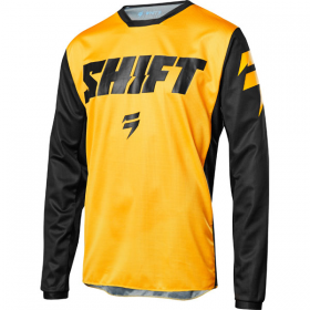 Джерси подростковая Shift White Ninety Seven Youth Jersey Yellow