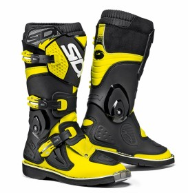 Мотоботы FLAME YELLOW/FLUO/BLACK
