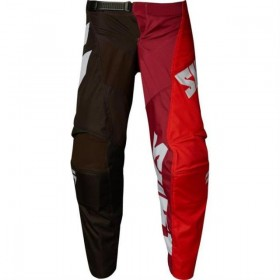 Штаны подростковые Shift White Tarmac Youth Pant Red/Black