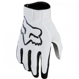 Перчатки Fox Airline Race Glove White