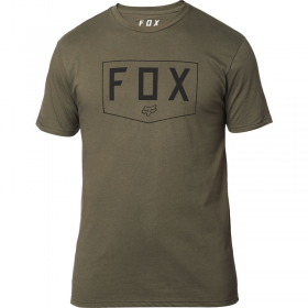 Футболка Fox Shield SS Premium Tee Olive Green