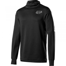 Джерси Fox Defend Thermo Hooded Jersey Black