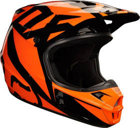 Шлем Fox V1 Race Helmet Orange
