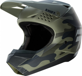 Шлем Shift White Helmet Camo