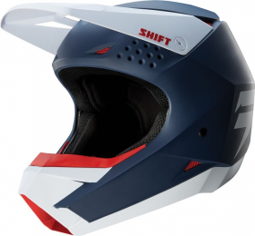 Шлем Shift White Helmet Navy